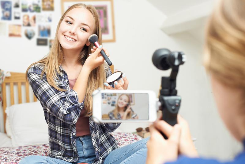 teen beauty blog